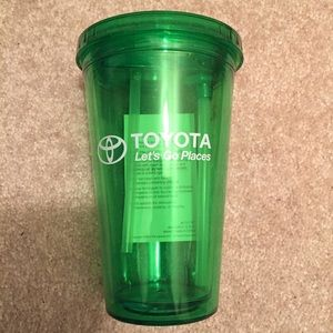 Other - 🍭 New Toyota Let's Go Places Drink Cup